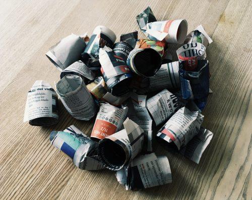 DIY potter